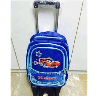 Trolley Detachable Bag for kids