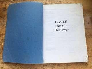 USMLE Step1 Reviewer