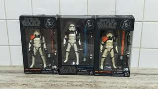 Star wars black series sandtrooper