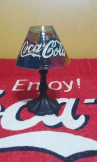 Coca Cola candle holder