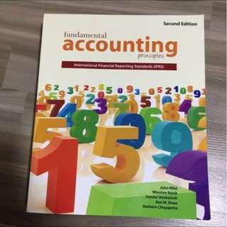 Fundamental Accounting Principles IFRS