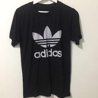 Adidas T-Shirt Couple
