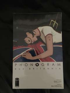 Phonogram Rue Britannia vol. 1 TPB