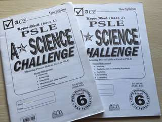 ACE Upper Block A stars Science Challenge