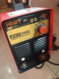 Portable 200c inventer type Welding For Rent