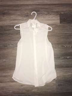 H&M Button-up top