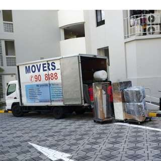 cheap Movers / Trusted Mover