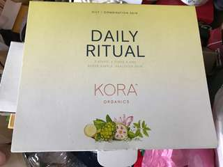 Kora Organics - citrus flavor (Oily skin)