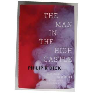 Man in the High Castle by Philip K. Dick (hardcover)