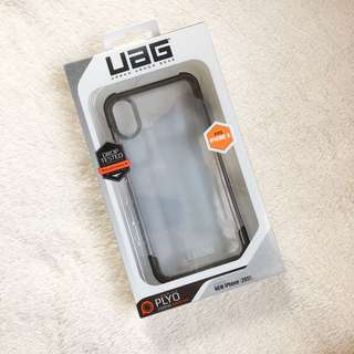 UAG iPhone X armored case