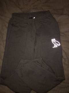OVO REFLECTED SWEATS 100% AUTHENTIC