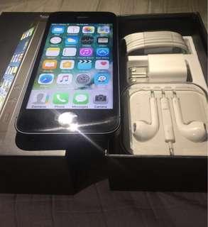 Iphone 5 FU 16gb gagamitin n lng no apple id issue