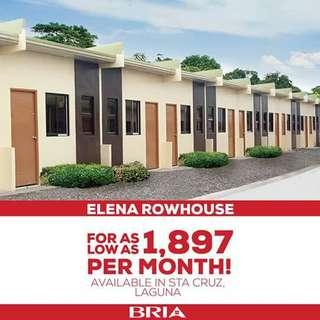 Elena rowhouse