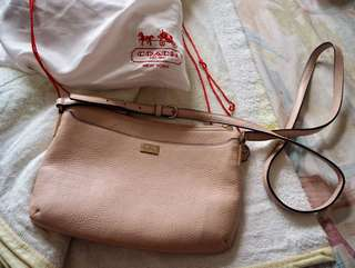 Coach cross body sogo