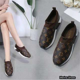 Style lv damier shoes
