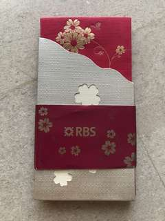 RBS Ang pow with sleeves (10 pcs)