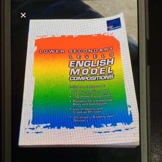 English Model Compositions For Lower Secondary