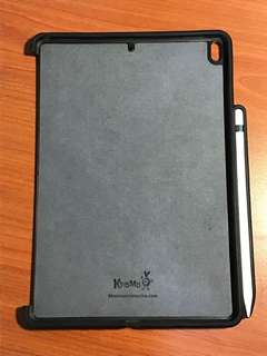Khomo iPad 10.5 back case