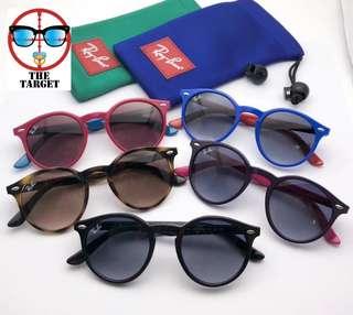 Sunglasses kid size ray Ban rj9064s