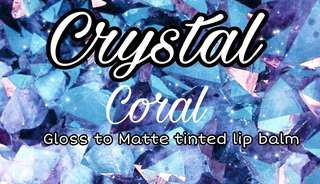 Crystal gel cheek amd lip tint
