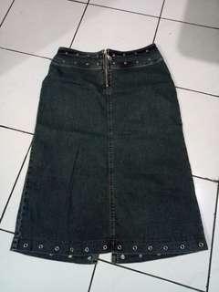 Skirt  jean