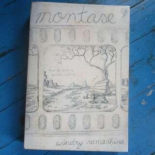 Novel Indonesia : Montase by Windry Ramadhina