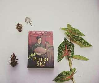 Novel Putri SIO