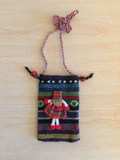 Hand-Crafted Pouch Sling Bag