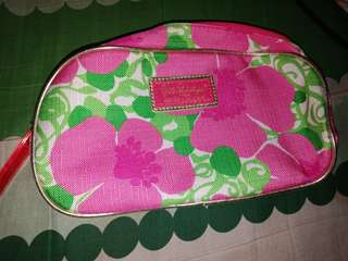 Estee Lauder Lilly Pulitzer Spring Cosmetic Bag