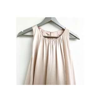 BN Tiger of Sweden silk blush dress