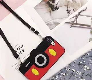 Mickey Mouse Iphone 7 & Iphone 8 plus Case