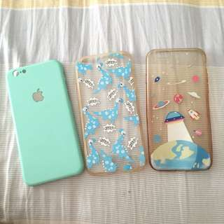 1 Set (isi 3) Case Iphone 6