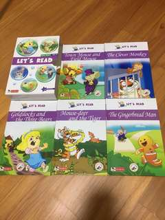 Brand new story books