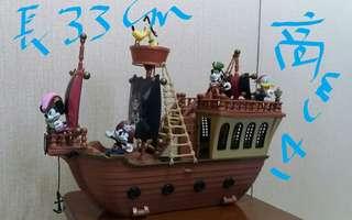 Disney 米奇海盗船