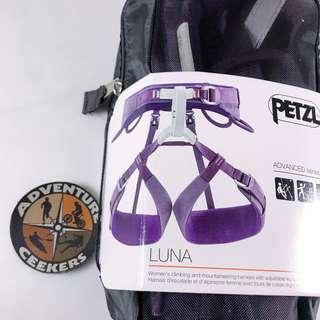 BN Petzl Luna female harness (small size) 2018 version