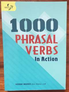 1000 Phrasal Verbs in Action