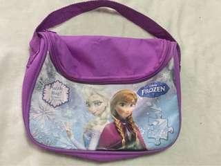 Frozen snack bag