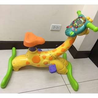 vtech ride and learn giraffe