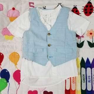 H&M Shirt and Vest