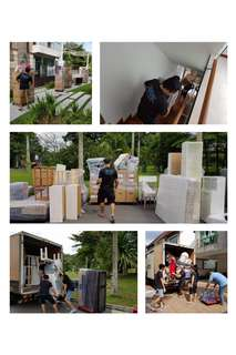 10ft 14ft 24ft House Moving Office Moving Disposal*97101153*