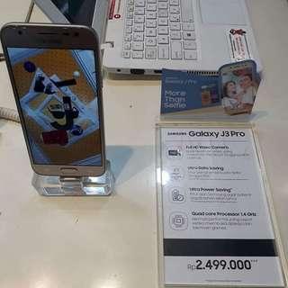 Cicilan Samsung J3 Pro promo FREE 1x Cicilan