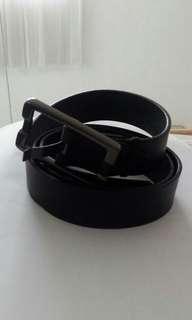 Belt....belt....real leather