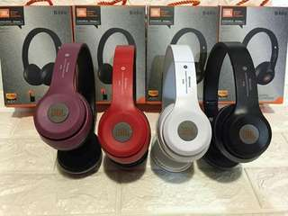 Universal JBL Bluetooth headset (pwedi. Micro sd, Bluetooth,Fm)