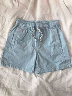Baby Blue SEED heritage shorts
