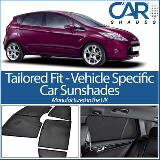 Ford Fiesta Sunshade (7 pcs , Made in  UK)