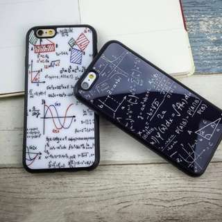 soft math equation tumblr case cover | po