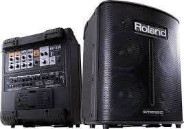 Roland BA-330 Stereo PA System
