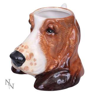 BASSET HOUND 3D CERAMIC MUG HIGH QUALITY