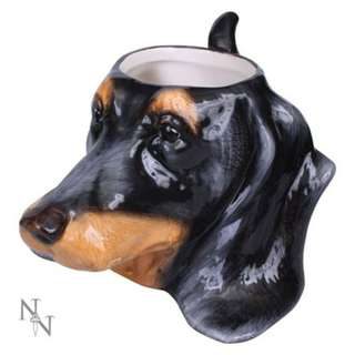 DACHSHUND 3D CERAMIC MUG HIGH QUALITY