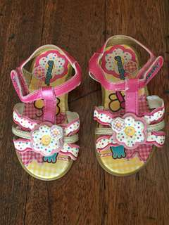 Preloved Original Grendha Sandals for baby girl
